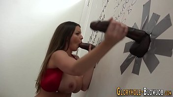 gloryhole real uk Cece capella with glasses asshole fucked