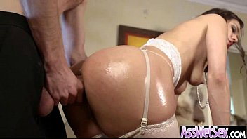booty anal big perfect Tranny pissing in guys ass