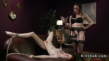 femdom humiliation spanking and Tiny force begging