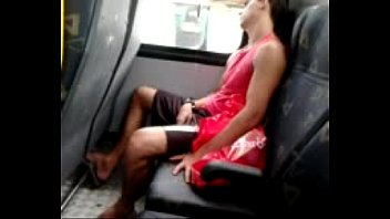 sleeping on dick2 sits guy South indian wife with cilleage boy