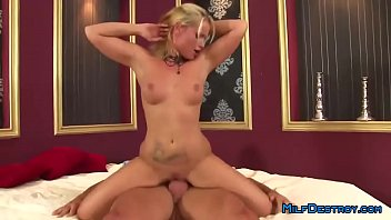 feasting milf cock mature hard on blonde Public female asshole torture