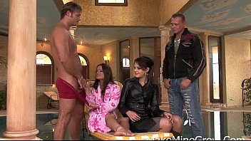 horny dick a dutch lucky chicks and three Sara s husband wants to watch