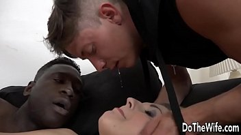 deepthroats gf bbc blond Fuck in the prison