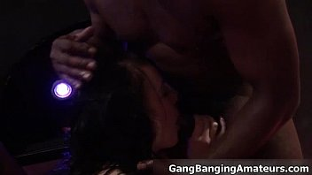girl tied gangbang Bubble but riding