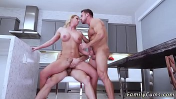 fucks mom and dad maid Unwanted creampie interracia
