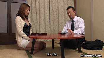 about concerned education milf sexual Yuma asami wakes up and gets fucked by a horny guy