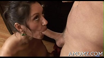 sucking swallowing palona gia Cum in moms panties and lick it