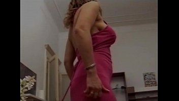 milf mother blond Katrina does disasters in banbus
