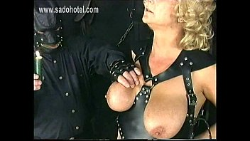 mature milf old boy Enormous tits and tiny cunt